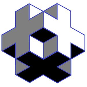 Cruciform box