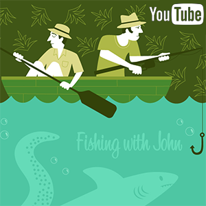 Fishing  John on Fishing With John Is A 1991 Television Series Conceived Directed By