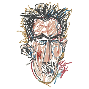 lurie by basquiat