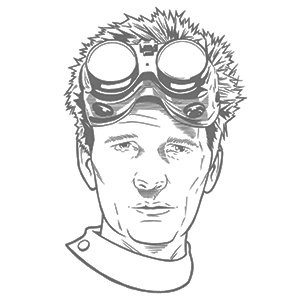 Dr Horrible by Dale M Thompson