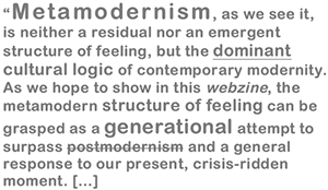 metamodernism