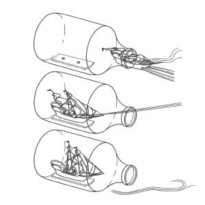 ship-in-a-bottle