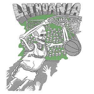 lithuania basketball