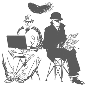 pet shop boys by stuart immonen
