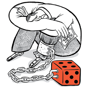Behavioral finance gambling