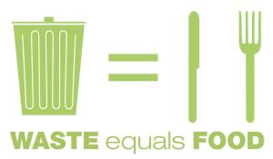 waste equals food