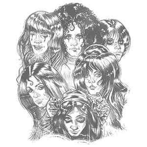 The GTOs by Eamon Donnelly