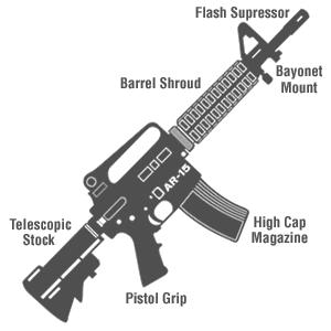 Federal Assault Weapons Ban