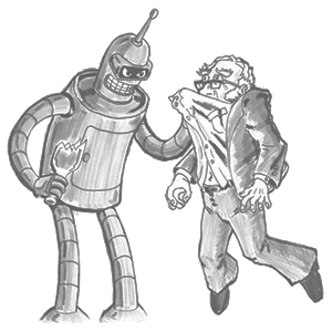Three Laws of Robotics | The Daily Omnivore