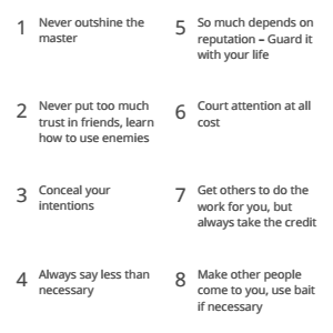48 laws