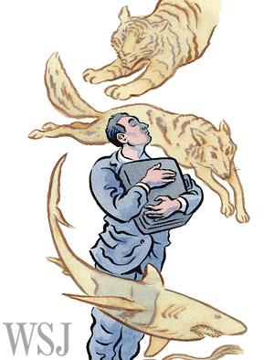 animal spirits by David Gothard