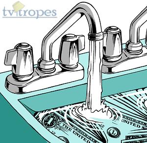 money sink by jorn kaspuhl