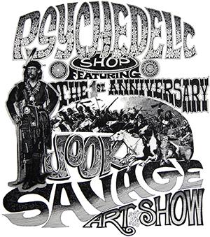 psychedelic shop