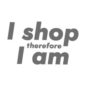 consumerism by Barbara Kruger