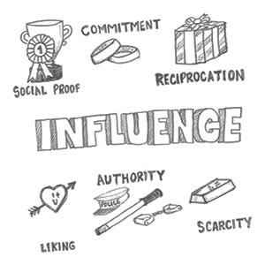 Influence by winston noronha