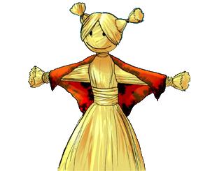 Lady Maslenitsa