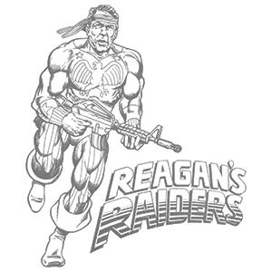 reagans raiders