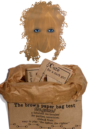 brown paper bag test by pamela council