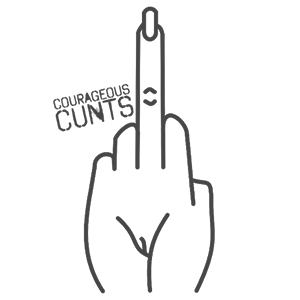 courageous cunts