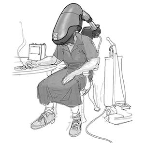 Tech Junkies by Greg Knight
