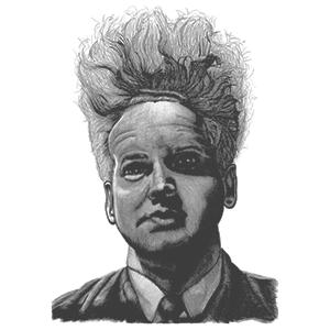 Eraserhead by Pascal Wallimann