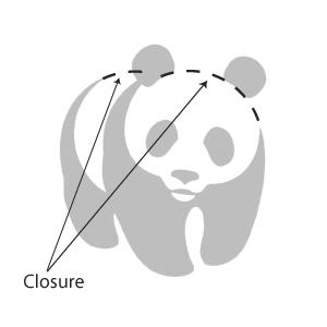 gestalt closure