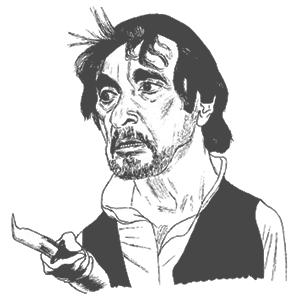 shylock by andy friedman