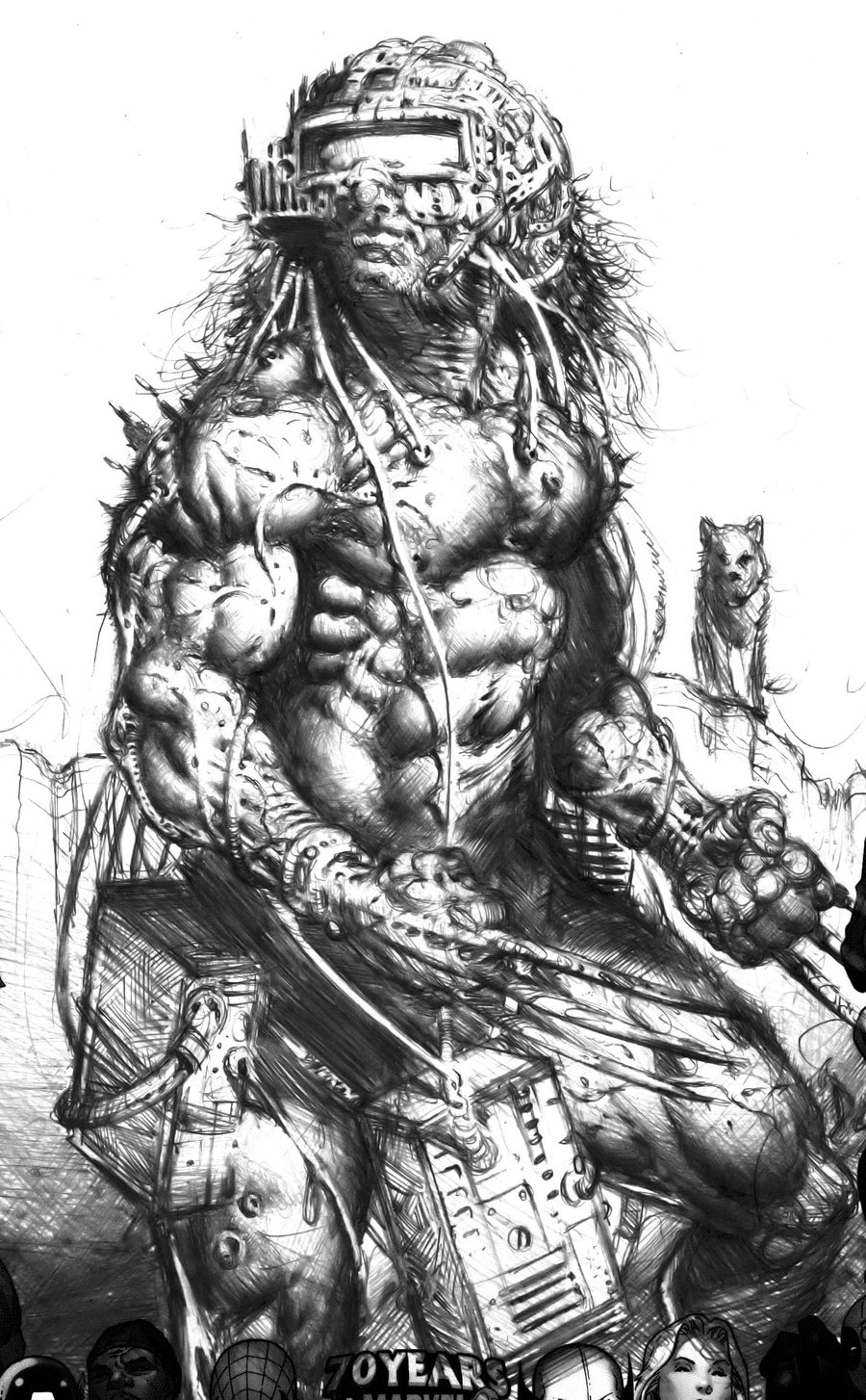 Weapon X The Daily Omnivore