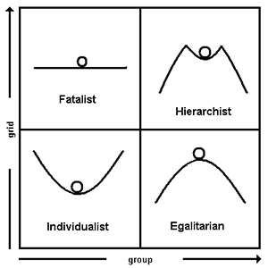 cultural theory of risk