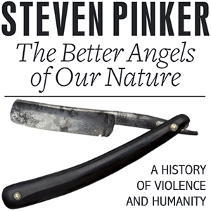Used The Better Angels Of Our Nature Steven Pinker
