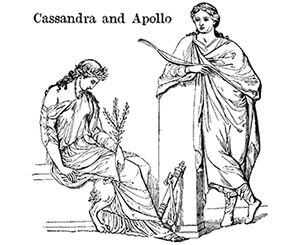 cassandra and apollo