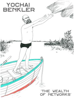 Yochai Benkler by Judith Carnaby