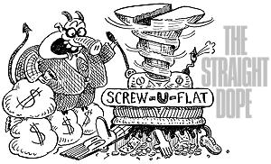 flat tax by slug signorino
