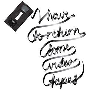 return video tapes