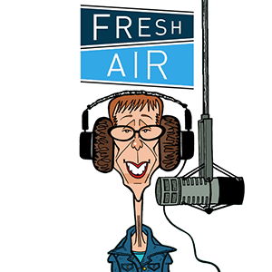 Terry Gross by Greg Williams