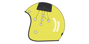 God Helmet