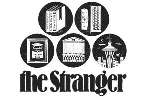 Seattle Stranger by Raymond Biesinger
