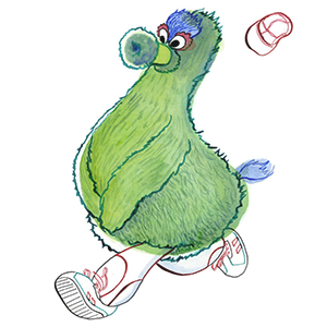 Phanatic by Mike Jackson