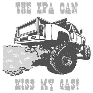 kiss my gas