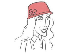 Kellyanne Conway by Jason Adam Katzenstein