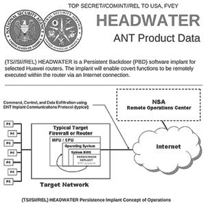 NSA ANT