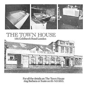 Townhouse Studios